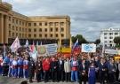 В Чувашии впервые проведен Парад российского студенчества