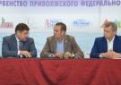 В учебно-спортивном комплексе Чувашского госуниверситета имени И.Н. Ульянова проводится первенство Приволжского федерального округа по дзюдо